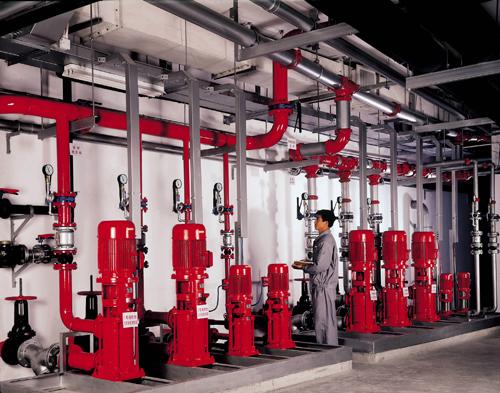 消防泵房-华夏消防工程有限公司